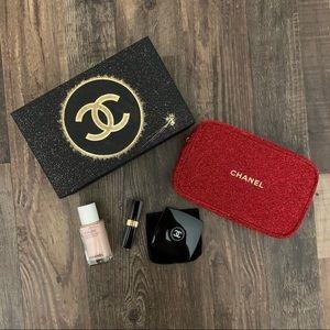 Chanel Good to Glow Gift Set Bag